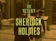 El retorno de Sherlock Holmes 1984