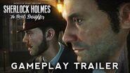 Sherlock Holmes - The Devil's Daughter (Gameplay Trailer)