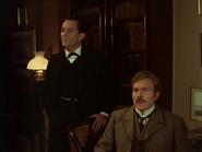 Brett Holmes Burke Watson Escandalo en Bohemia