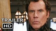 HOLMES AND WATSON Official Trailer (2018) Will Ferrell, John C