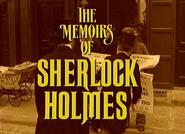 Las memorias de Sherlock Holmes 1984