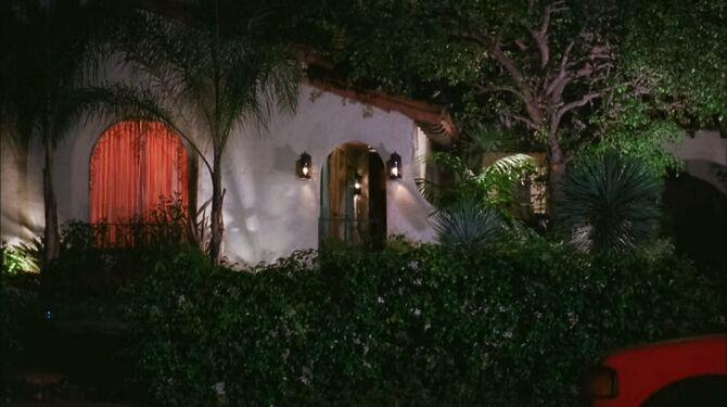Rebecca's house