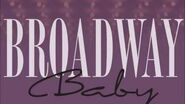 Broadway Baby - Follies