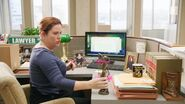 Whitefeather & Associates/Paula's desk