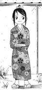 Tsubaki als Kind