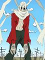 Asuras Outfit im Anime