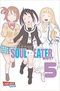 Soul Eater NOT Band 5
