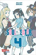Soul Eater NOT Band 4