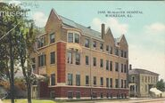 McAlister Hospital Wkgn 92-27-485-1