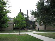 Shimer College admissions entrance afar