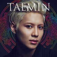 Taemin Sayonara Hitori CD cover