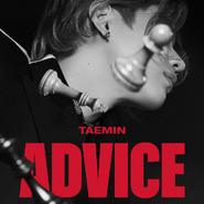 Taemin Advice digital album cover