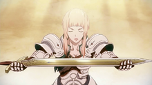 Jeanne receiving The Precieuse sword.png