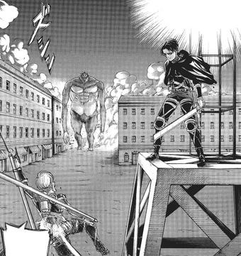 Titán Bestia Shingeki No Kyojin Wiki Fandom