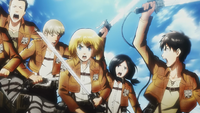 Eren's Squad