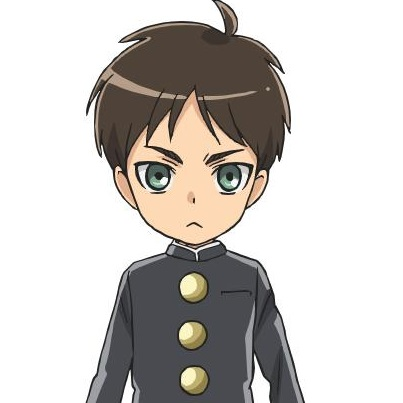 eren titan form junior high Eren Jaeger (Junior High Anime)  Attack on Titan Wiki  Fandom