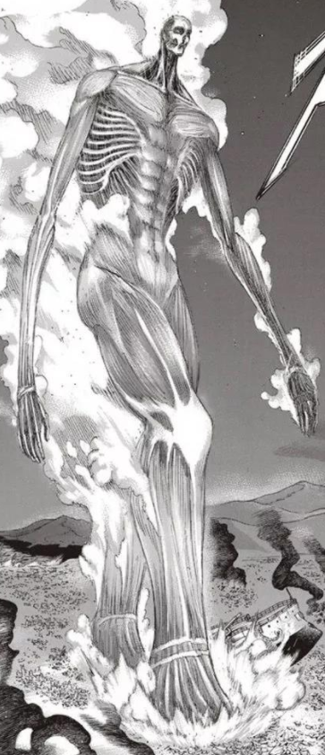 Armin's Colossus Titan's full body.png