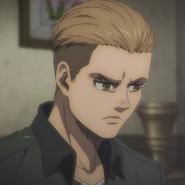 Porco Galliard (Anime) character image