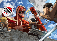 SnK - Attack on Pizza