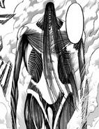 Eren emerges in a new Titan