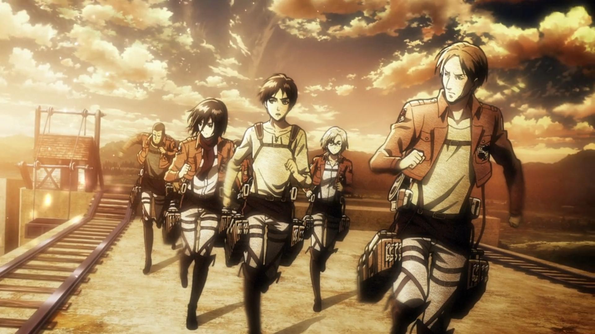 Elite Squad Anime Attack On Titan Wiki Fandom