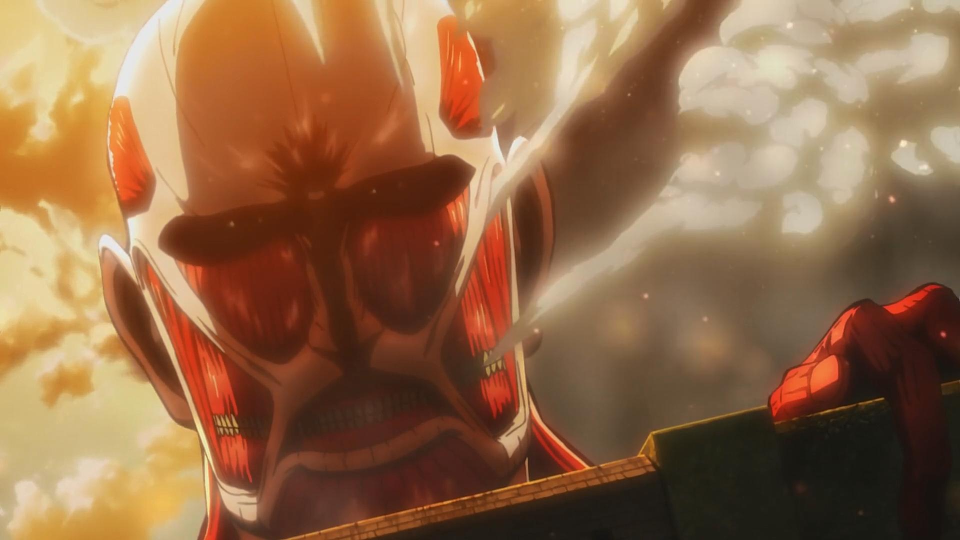 Fall Of Wall Maria Anime Attack On Titan Wiki Fandom