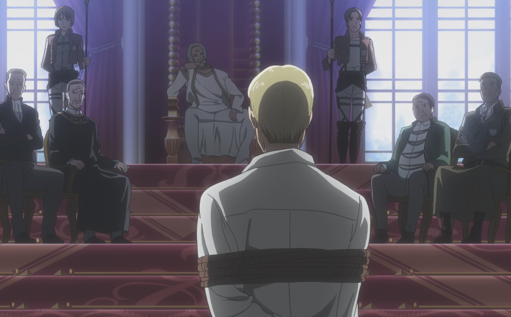 Storyabschnitt: Der Aufstand (Anime)