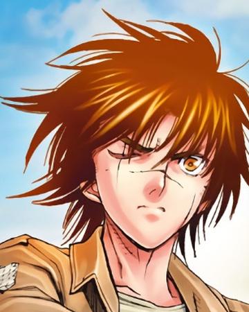 Kuklo Attack On Titan Wiki Fandom