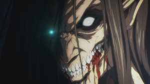 The Attack Titan stares at the crowd.png