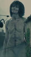 Smiling Titan live-action