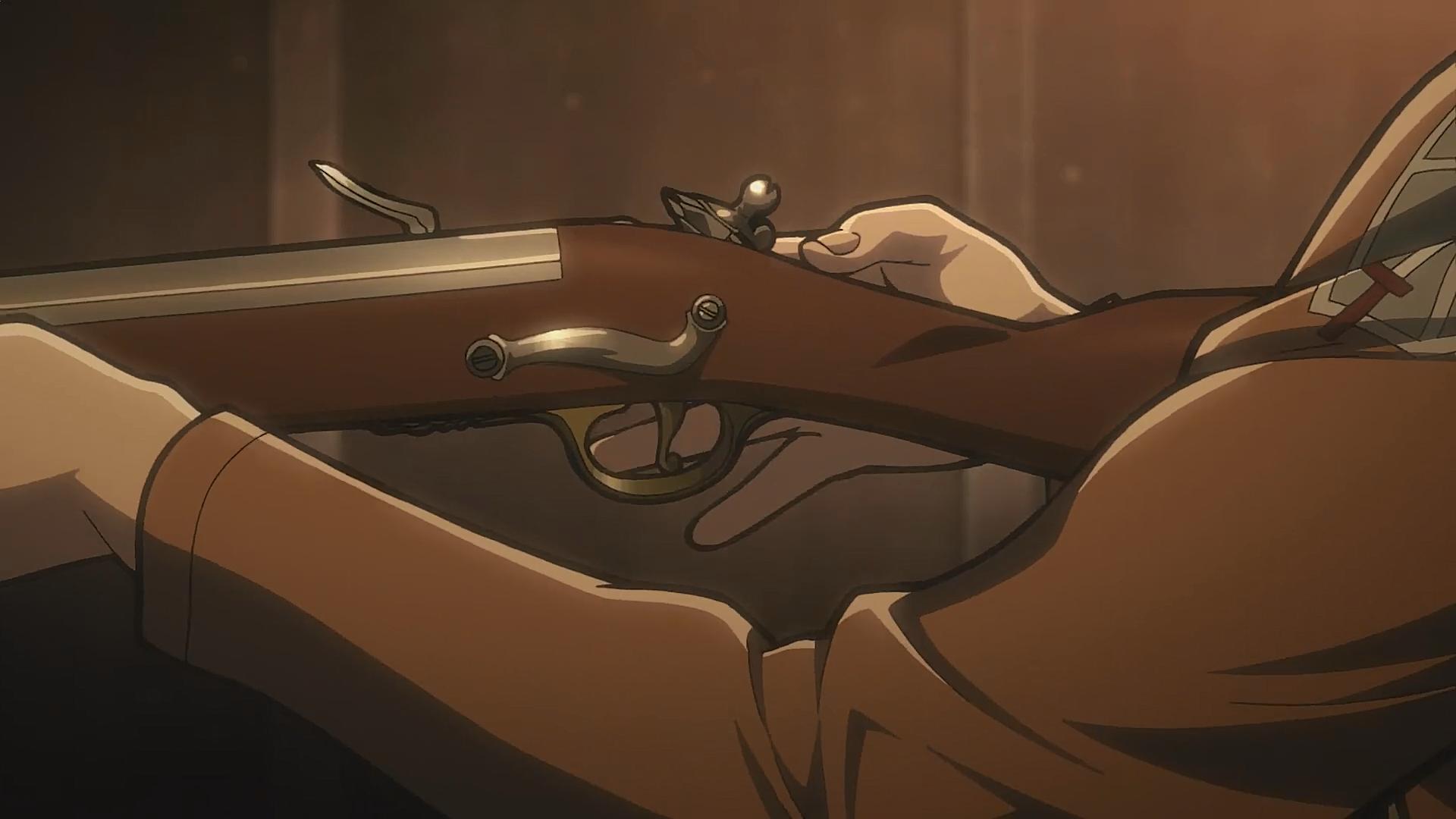 Firearms (Anime)