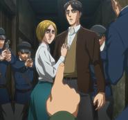 Grisha e Dina vengono catturati