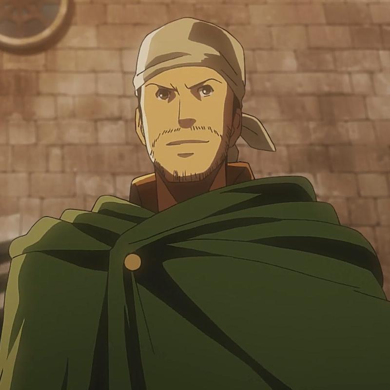 Dieter Ness (Anime)