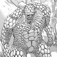 Titan Cuirassé - Ancienne apparence