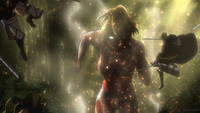 The Female Titan is back