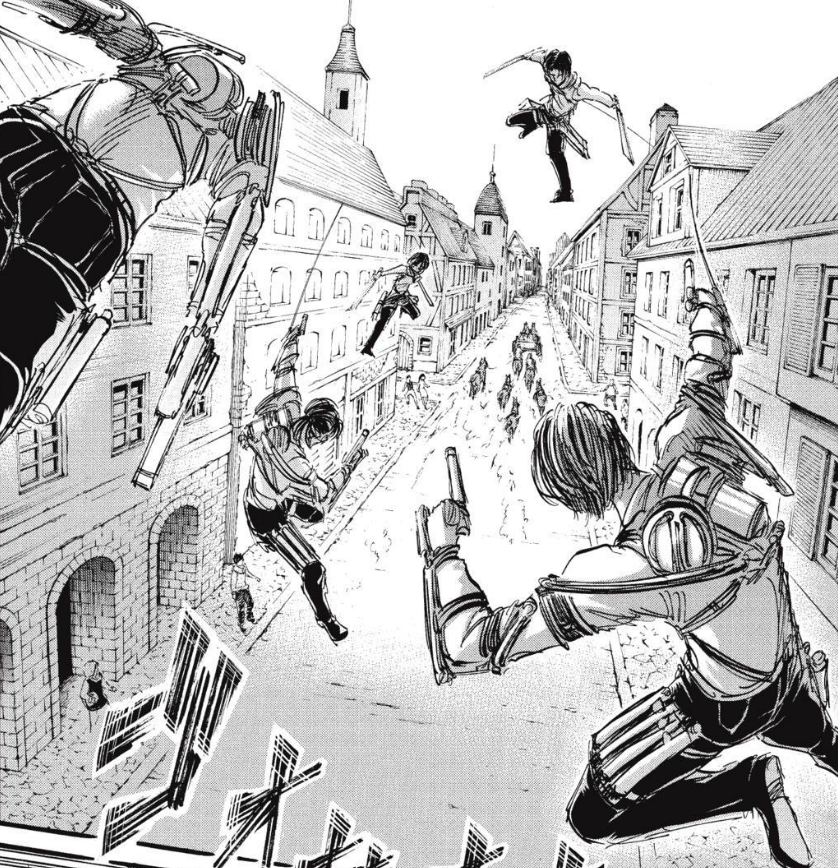 Anti-Personnel Squad chases Squad Levi.png