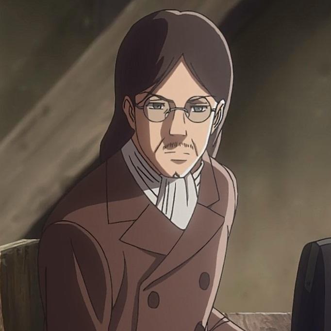Grisha Jaeger (Anime)