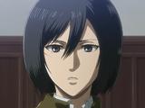 Mikasa Ackermann (Anime)/Image Gallery