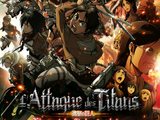 L'Attaque des Titans - L'arc et la flèche écarlates