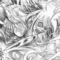 Founding Titan character image (Frieda Reiss)