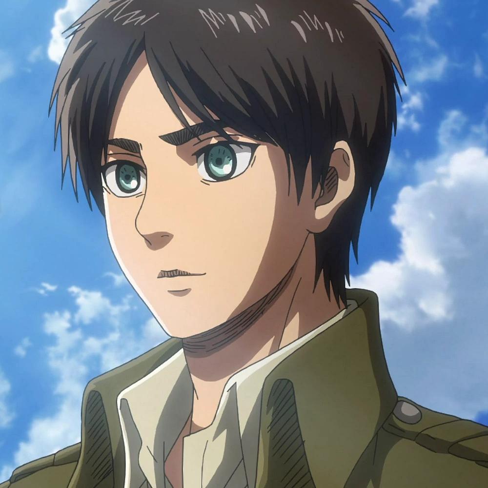 Eren Jaeger Anime Attack On Titan Wiki Fandom