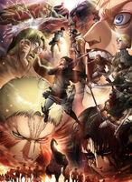 Attack on Titan Staffel 3