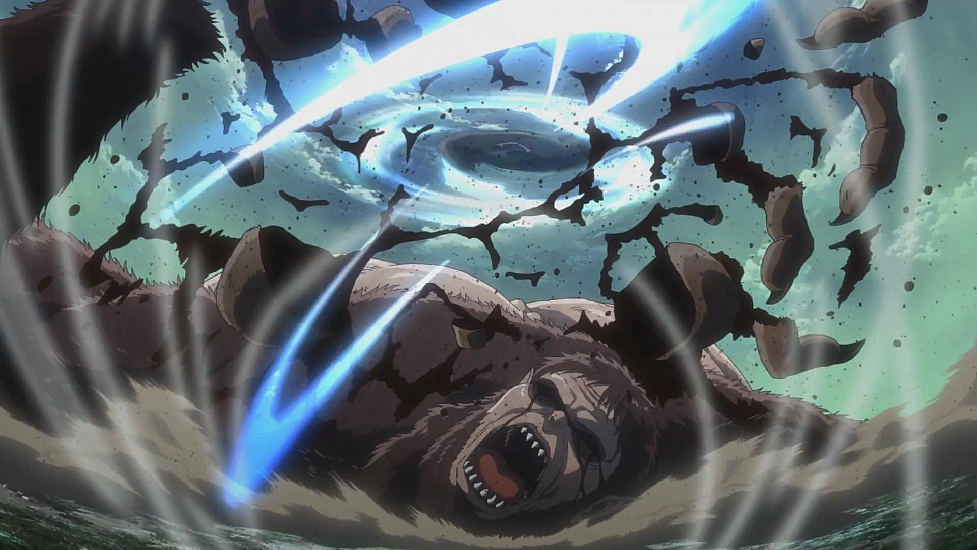 Beast Titan Anime Image Gallery Attack On Titan Wiki Fandom
