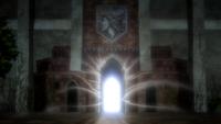 Door of Wall Rose