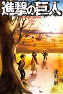 SnK - Manga Volume 34
