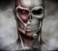 Armin sees the Colossal Titan in his dream