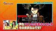 アニメスタッフが集結で贈る『進撃の巨人 死地からの脱出』!!