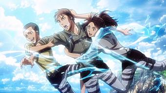 Jean Kirschtein Anime Attack On Titan Wiki Fandom