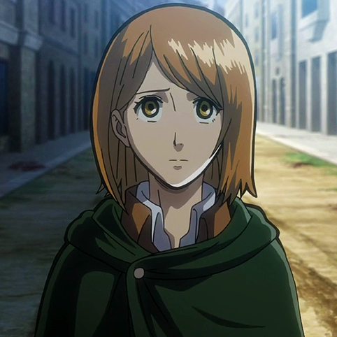 Petra Rall (Anime)