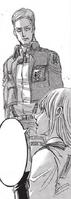 Erwin talking to Historia